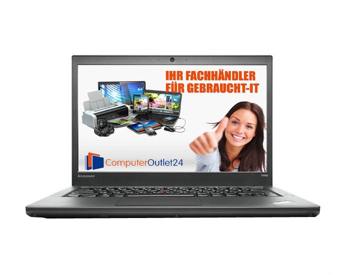Lenovo Thinkpad T440s, Core i7 4600U 2,1GHz, 8GB RAM, 180GB SSD