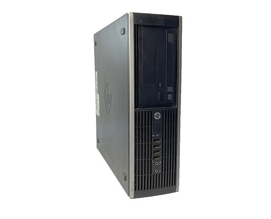 Bild 1 - HP Compaq Elite 8200, Core i5 2400 3,1GHz, 4GB RAM, 250GB HDD, DVD-RW