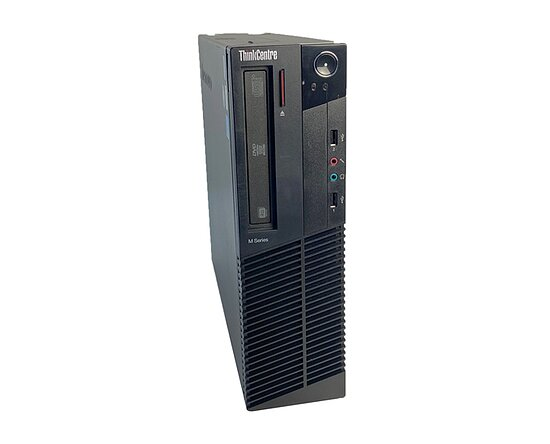 Bild 1 - Lenovo ThinkCentre M92p 3227-A45, Core i5 3470 3,2GHz, 4GB RAM, 500GB HDD, DVD-RW