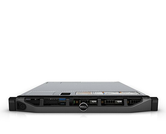 Bild 1 - DELL PowerEdge R610, 2x L5630 2,13GHz, 24GB, 6x 600GB 10K 2,5'' SAS, PERC H700