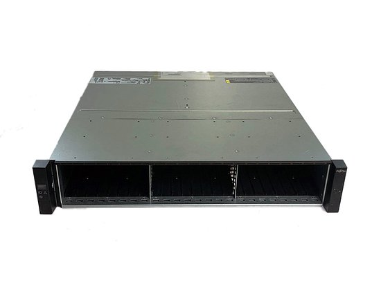 Bild 1 - Fujitsu ETERNUS DX500/600 S3 Encl. 2.5'', no HDD, 2x I/O Module, 2x PSU, Rail Kit