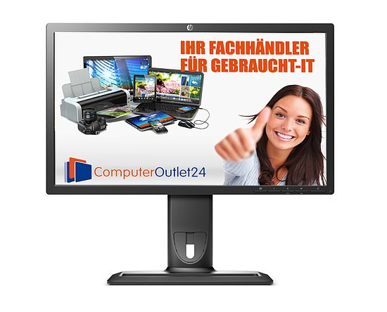 Bild 1 - HP ZR2440w, IPS LED TFT, 61,0 cm (24'')
