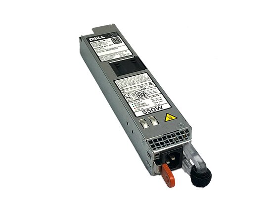 Bild 1 - DELL 550W D550E-S0 Power Supply P/N: 0RYMG6 (für R320)
