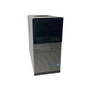 Dell Optiplex 7010 MT, Core i3 3240 3,4GHz, 8GB RAM, 250GB HDD, DVD-RW, Radeon HD 7470