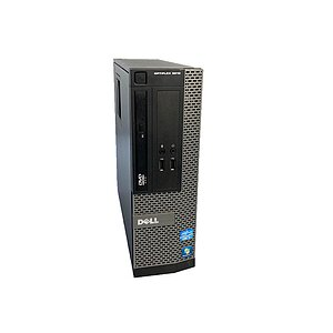 Dell OptiPlex 3010 SFF, Core i3 3220 3,3GHz, 8GB RAM, 250GB HDD, DVD-ROM