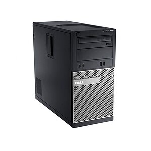 Dell OptiPlex 3010 MT, Core i3 3220 3,3GHz, 8GB RAM, 250GB HDD, DVD-ROM, Radeon HD 7470