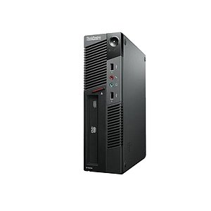 Lenovo ThinkCentre M91P, Core i5 2400 3,1GHz, 4GB RAM, 80GB HDD, DVD-RW