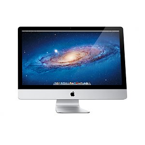 Apple iMac 27 Zoll Late 2012, Core i7 3770 3,4GHz, 32GB RAM, 128GB SSD, 1TB HDD