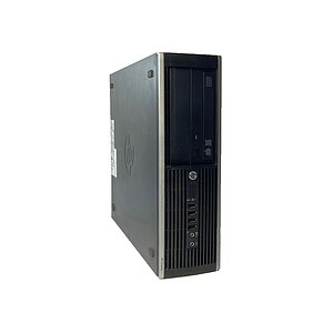 HP Compaq Elite 8300 SFF, Core i5 3470 3,2GHz, 4GB RAM, 180GB SSD, DVD-RW