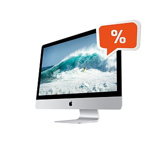Apple iMac Retina 5K 27 Zoll 2015, Core i7 6700K 4GHz, 16GB RAM, 1TB HDD, 24GB SSD