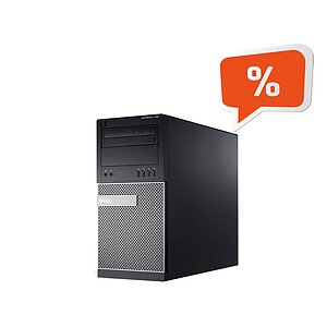 Dell OptiPlex 980, i5 760 2,8GHz, 4GB RAM, 160GB HDD, DVD-RW, HD5400