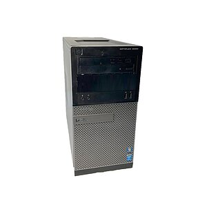 Dell OptiPlex 3020 MT, Core i5 4590 3,3GHz, 4GB RAM, 500GB HDD, DVD-RW
