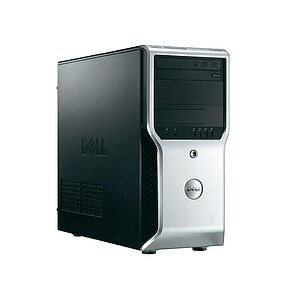 Dell Precision T1600, Xeon E3 1225 3,1GHz, 8GB RAM, 256GB SSD, DVD-ROM, Quadro 2000