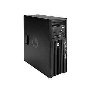 HP Z420 Workstation, XEON E5-1620 V2 3,7GHz, 8GB RAM, 1TB HDD, DVD-RW, Quadro K2000