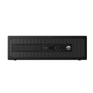 HP ProDesk 600 G1 SFF, Core i3 4130 3,4GHz, 4GB RAM, 500GB HDD, DVD-ROM