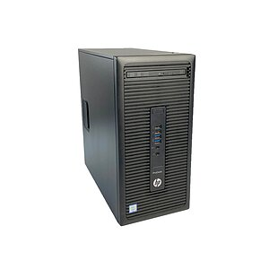 HP ProDesk 600 G2 MT, Tower, Core i5 6500 3,2GHz, 4GB RAM, 1TB HDD, DVD-RW