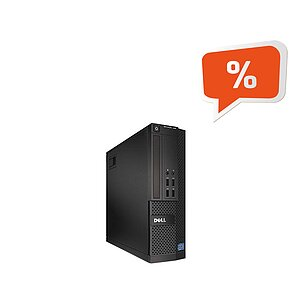 Dell OptiPlex XE2 SFF, Core i5 4570S 2,9GHz, 4GB RAM, 128GB SSD