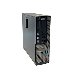 Dell Optiplex 7010 SFF, Core i3 3220 3,3GHz, 4GB RAM, 128GB SSD, DVD-ROM