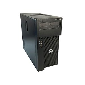 Dell Precision T1700, Core i7 4790 3,6GHz, 32GB RAM, 2x 500GB HDD, DVD-ROM, Quadro K420