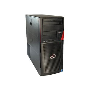 Fujitsu Celsius M730 Power, Intel XEON E5-1620v2 3,7GHz, 4GB RAM, 128GB SSD, DVD-RW, Quadro K2000