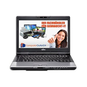 Fujitsu Lifebook S752, Core i5 3320M 2,6GHz, 4GB RAM, 500GB HDD, DVD-RW + Docking-Station