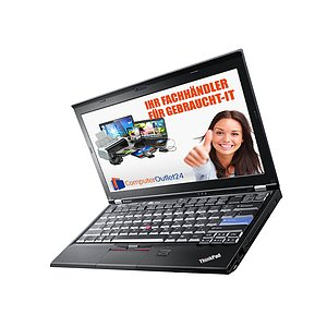 Lenovo Thinkpad X220, Core i5 2520M 2,5GHz, 4GB RAM, 320GB HDD