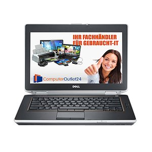 Dell Latitude E6420, Core i5 2520M 2,5GHz, 4GB RAM, 250GB HDD, DVD-RW