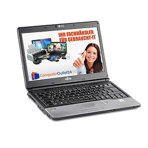 Fujitsu Lifebook S762, Core i5 3320M 2,6GHz, 4GB RAM, 500GB HDD, DVD-RW + Docking-Station