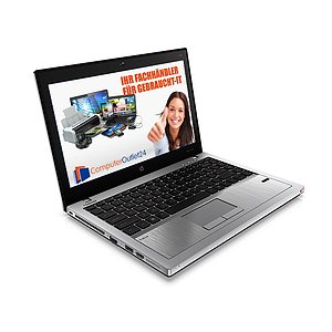 HP EliteBook 2560p, Core i7 2620M 2,7GHz, 4GB RAM, 160GB SSD, DVD-RW