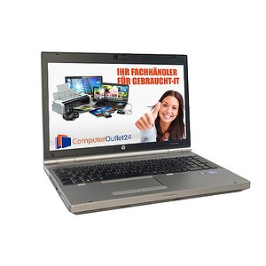 HP EliteBook 8570p, Core i5 3320M 2,6GHz, 16GB RAM, 256GB SSD, DVD-RW