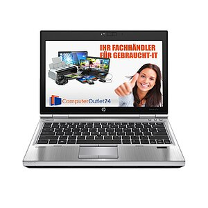 HP EliteBook 8560p, Core i5 2520M 2,5GHz, 4GB RAM, 256GB SSD, DVD-RW