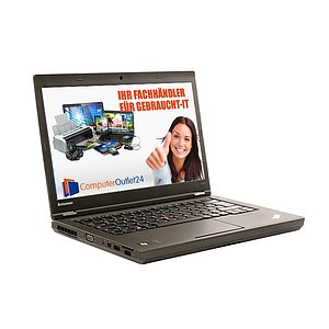 Lenovo Thinkpad T440p, Core i5 4300M 2,6GHz, 8GB RAM, 180GB SSD
