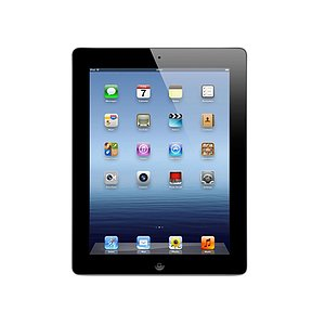 Apple, iPad 3 WiFi + Cellular Schwarz, 32GB
