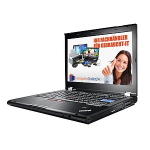 Lenovo Thinkpad T420, Core i5 2520M 2,5GHz, 4GB RAM, 128GB SSD, DVD-RW