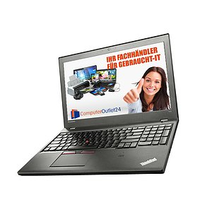 Lenovo Thinkpad T550, Core i5 5300U 2,3GHz, 4GB RAM, 500GB HDD