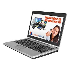 HP EliteBook 2570p, Core i7 3520M 2,9GHz, 8GB RAM, 256GB SSD