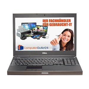 Dell Precision M4800, Core i7 4930MX 3GHz, 32GB RAM, 512GB SSD, DVD-RW