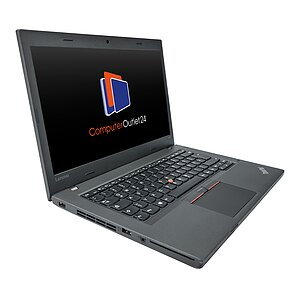 Lenovo Thinkpad L460, Core i5 6200U 2,3GHz, 4GB RAM, 180GB SSD