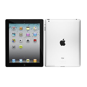 Apple iPad 2 WiFi + 3G Black, 16GB