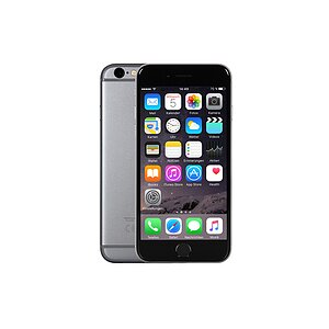 Apple iPhone 6 Spacegray, 64GB