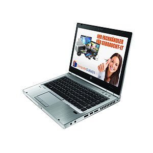 HP EliteBook 8460p, Core i5 2520M 2,5GHz, 4GB RAM, 180GB SSD, DVD-RW