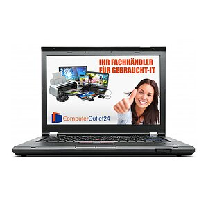 Lenovo Thinkpad T430, Core i5 3320M 2,6GHz, 8GB RAM, 500GB HDD, DVD-RW