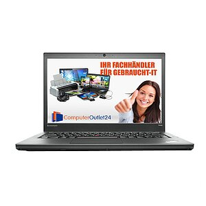 Lenovo Thinkpad T440s, Core i7 4600U 2,1GHz, 8GB RAM, 180GB SSD