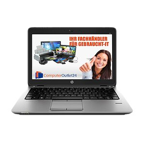 HP EliteBook 820 G2, Core i7 5500U 2,4GHz, 4GB RAM, 256GB SSD, NoCD, WLAN, 31,8 cm (12,5'')