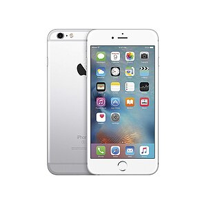 Apple iPhone 6 Plus Silver, 64GB