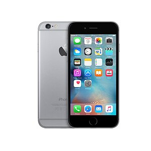 Apple iPhone 6s Plus Space Gray, 64GB