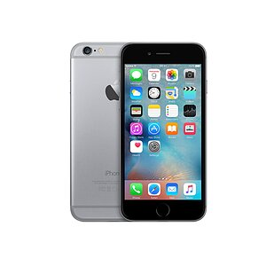 Apple iPhone 6s Space Gray, 64GB