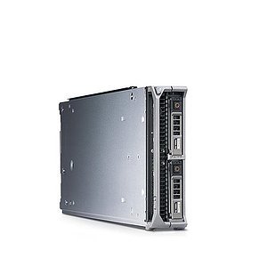 Dell PowerEdge M620, 2x E5-2609 V2 2,5GHz, 64GB, 2x 146GB