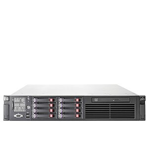 HP ProLiant DL380 G7, 1x XQC L5630, 32GB, DVD, 8x 300GB 2,5'' SAS, P410i