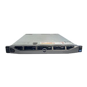 DELL PowerEdge R620, 2x E5-2650, 192GB, 10x 300GB 15K 2,5'' SAS, PERC H170 mini